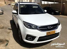 Chery Tiggo 2016 For sale - White color