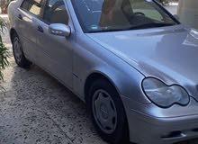 مرسيدس c200 كاكوية 2004