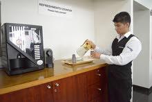 مطلوب عامل للعمل في شركة بخدمة تنظيف