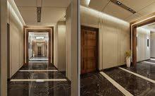 شقة للبيع بالجاردن ب6 اكنوبر مساحة 125م
