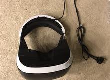 بلاي ستيشن 4 الواقع الافتراضي VR