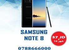 جهاز Samsung Note 8
