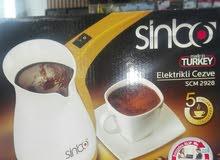 غلاية قهوة كهربائية