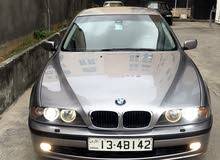 Grey BMW 525 1998 for sale