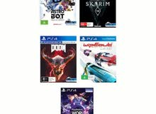 5 PS4 VR Games خمس اللعاب