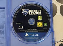 Rocket League ps4 CD