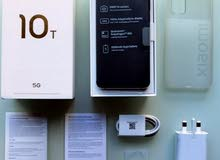 Mi 10T 5G 8/128 with 11 months waranty box charger cable cover Condition new