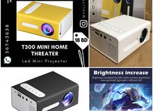 t300 led mini projector