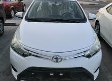 Toyota Yaris 2015 low milage GCC