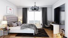 اسطنبول,شقة كبيرة  في أحد المجمعات الفاخرة,تقسيط 60 شهر بلا فوائد (حلال),اقامة عقارية مباشرة