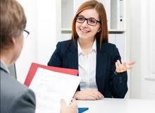مطلوب مسوقين للعمل في شركة دعاية وإعلان وتسويق