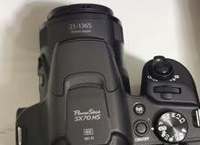 كاميرا جديده power shot sx70 hs