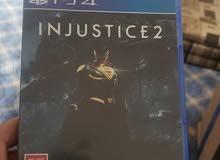 لعبة injustice 2 بسعر مناسب جدا