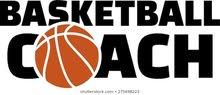 مدرب كرة السلة