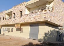 بيت طابقين كاملين للبيع جبرة مربع 16 400 متر مربع السعر قابل للتفاوض