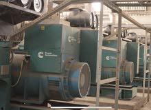 diesel generators from 500 kw to 50 mw