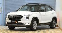 هيونداي كريتا GL 2WD MID موديل 2021