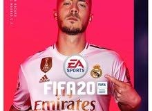 FIFA 2020 جديدة لن تستخدم ولا مره