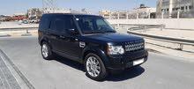 Land Rover LR4 SE 2011 (Black)