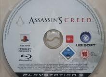 للبيع شريط ASSASSIN'S CREED للPS3