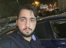 شاب سوري يبحث على وظيفه