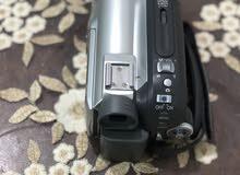 كاميرا  panasonic اصلية مع كامل اغراضها و ميموري جديدة