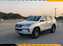 Bahrain Toyota Fortuner 2.7L for 2 year lease - Very low mileage