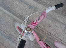 Stitch uk brand pink girl Kids bike 12in wheel size in good condition for sale