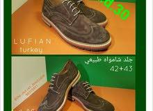 حذاء لوفيان Lufian جديد، صناعه تركيه