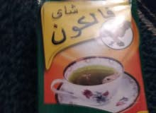 بيع شاي أخضر فالكون ..........للمحلات والاسواق ..........