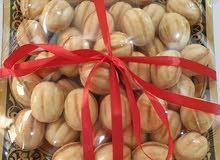 جوزيه من عين الجمل مميزه واجمل صنف عرفهو عالم الحلويات لزيز جدن وسعر جميل