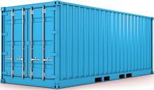 نقل حاويات فارغة التي تم شرائها إلى ليبيا.