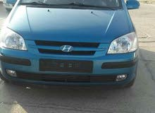 Hyundai Other 2005 For sale - Turquoise color