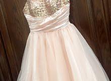 فستان باربي للبيع ضروري جدا بحاجه ماسه للمبلغ