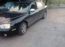 سيارة هونداي XD موديل 2000 للبيع