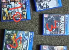 العاب PS4 نظيفة