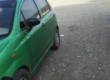 Chevrolet Spark 2007 For sale - Green color