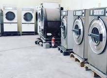 Laundry equipment machines for sale