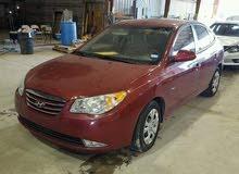 Red Hyundai Elantra 2010 for sale
