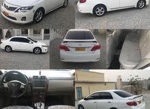 Toyota Corolla 2011 For sale - White color