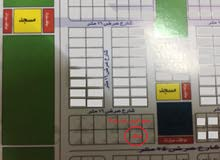 للبيع ارض 864م بمخطط الهجرة على شارع 25م قريبة من طريق المدينة