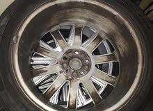 Original wheels size 20 for reng rover sport 0