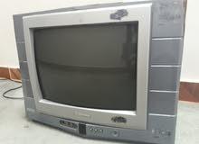 تلفزيون توشيبا 14 بوصه ب 5 دينار بحالة جيدة جدا