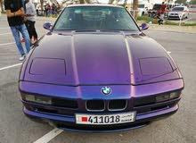 BMW850 sci مويل 1999 السيارة بحالة ممتازة والمطلوب 10,500 دينار وقابل للتفاوض