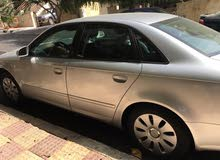 Automatic Silver Audi 2007 for sale