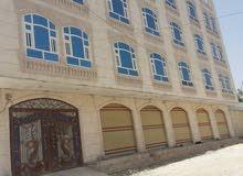 عماره للبيع صنعاء شارع الثلاثين امام جامعت الايمان