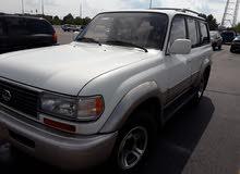 لكزس ليمتيد LX 450 1997 V6 4WD محرك 24 ليلى علوي
