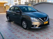 Nissan Sentra car is available for sale, the car is in Used condition