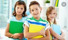 تدريس كافة المواد للمرحلة الإبتدائية بأسعار مناسبة للجميع