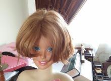 باروكة شعر طبيعي